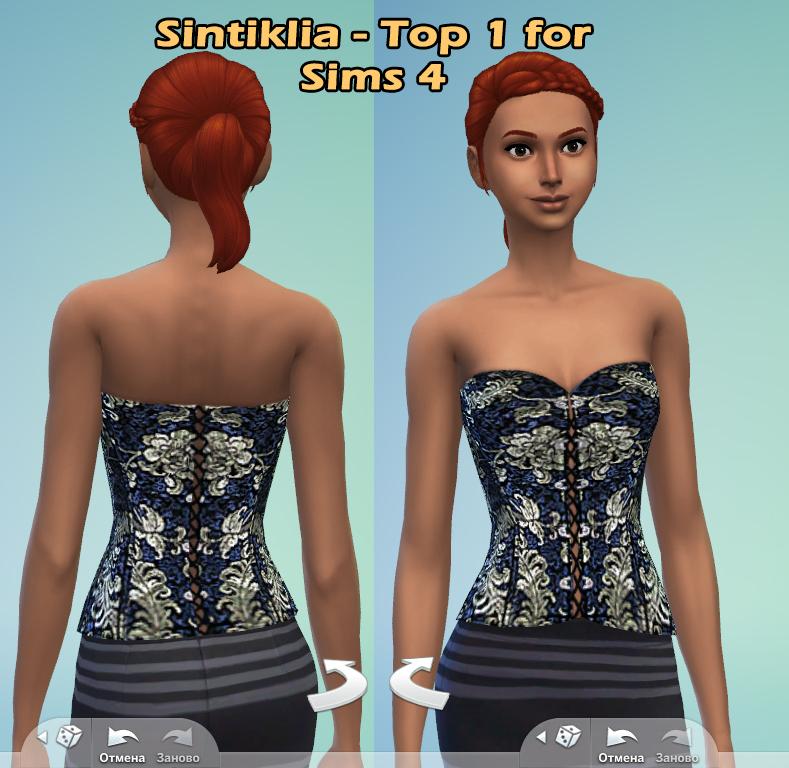 Top 1 to Sintiklia Sims image 12 Sims 4 Updates