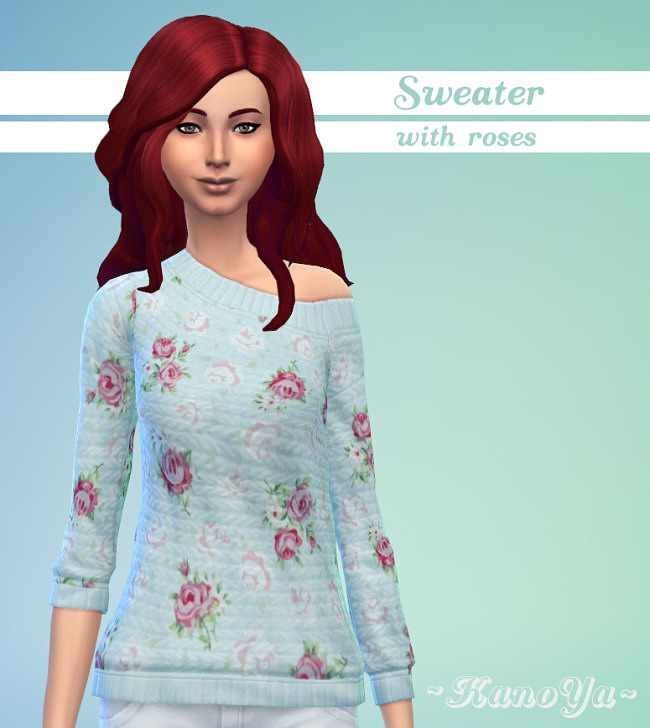Clothes for TS4 to KanoYa Sims image 16 650x728 Sims 4 Updates