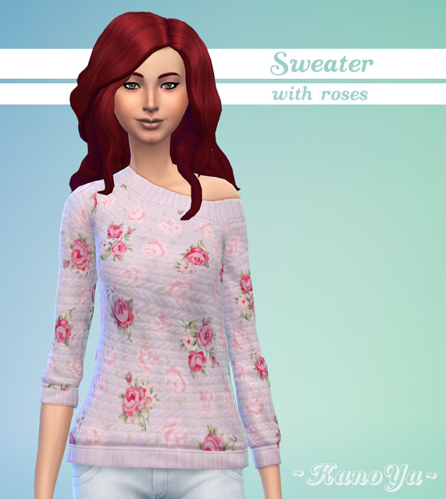 Clothes for TS4 to KanoYa Sims image 17 650x728 Sims 4 Updates