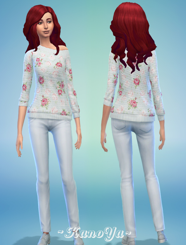 Clothes for TS4 to KanoYa Sims image 18 Sims 4 Updates