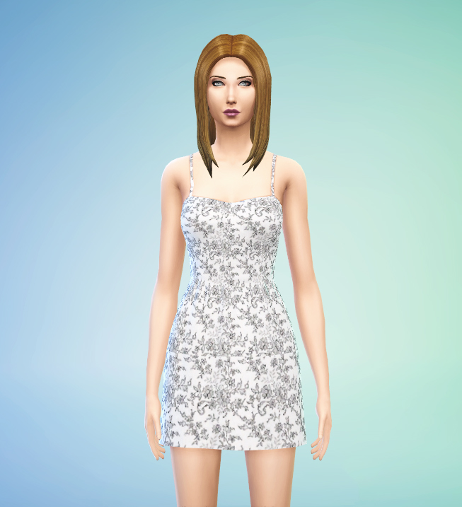 2 Lace Dresses by Sims Addicted image 251 Sims 4 Updates