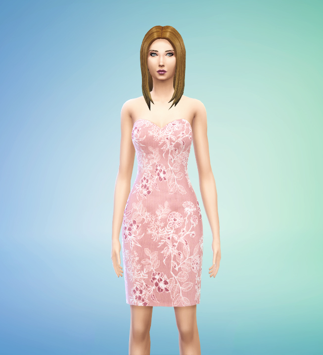 2 Lace Dresses by Sims Addicted image 261 Sims 4 Updates