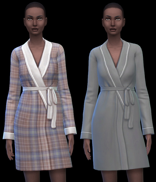 Recolors Of The Sleep Robes (defaut And Non-default) At
