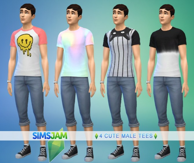 Sims  Make New Mesh Clothes