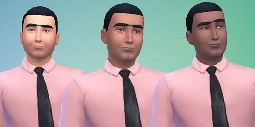 Sims 4 21 Shades of Berries TS4 Skin Detail Overlays at Simply Simblr