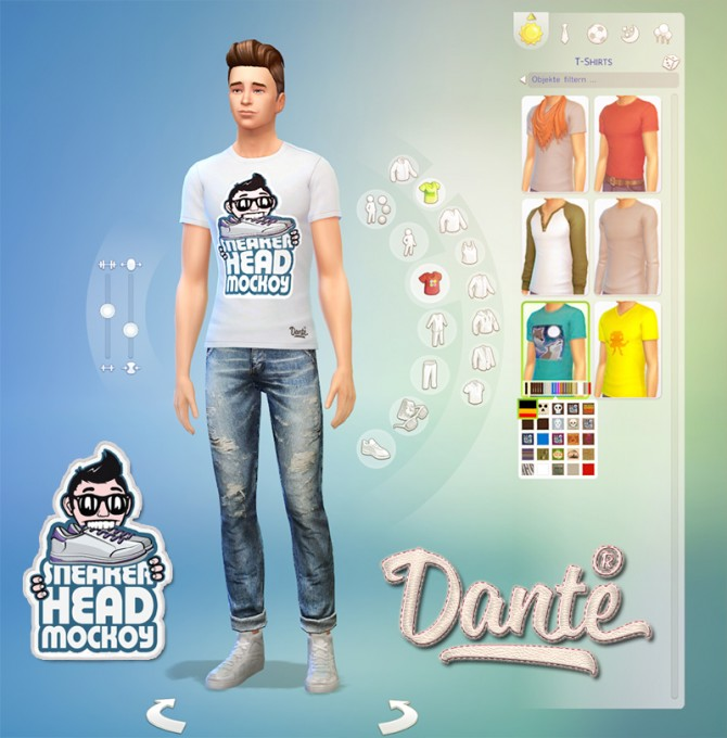 Clothes for males at dante image 6210 sims 4 updates