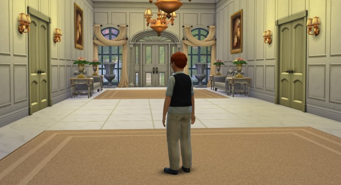 Wedding Facility lot at Simply Morgan image 105 Sims 4 Updates