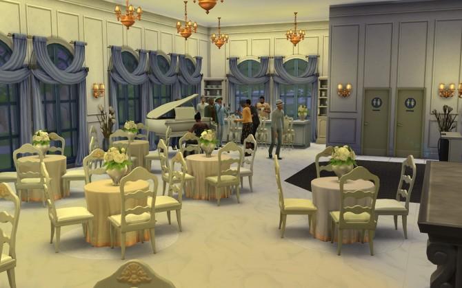 Wedding Facility lot at Simply Morgan image 106 Sims 4 Updates