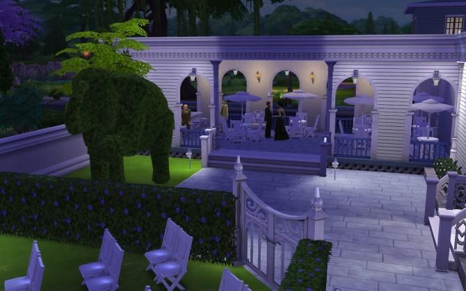 Wedding Facility lot at Simply Morgan image 107 Sims 4 Updates