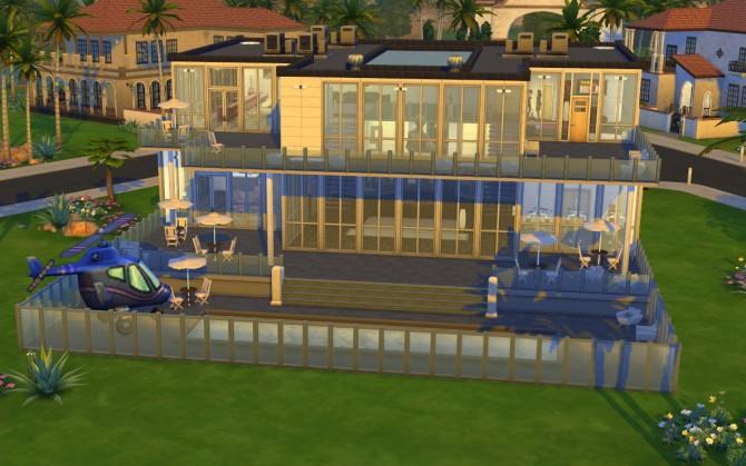 Saints Row 3 Penthouse Crib At Simply Morgan 187 Sims 4 Updates