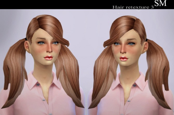 Uktrash Elena Hair Retexture at Simaniacos image 11112 Sims 4 Updates