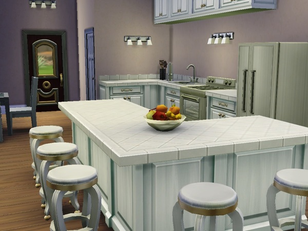 Sims 4 Cedar Lane house by Jaws3 at TSR