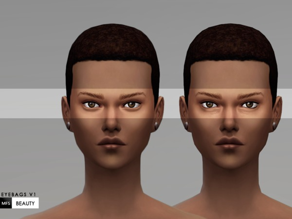 Sims 4 Eyebags v1 by MissFortune at The Sims Resource