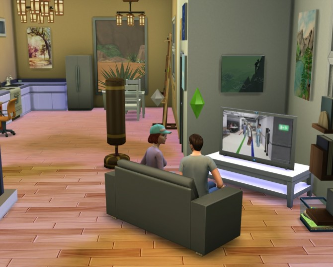 Sims 4 Improved Lighting by Shimrod101 at Mod The Sims