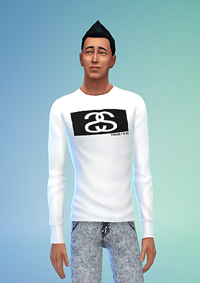 Male Top Set 1 at Sims 4 Sweetshop image 1353 Sims 4 Updates
