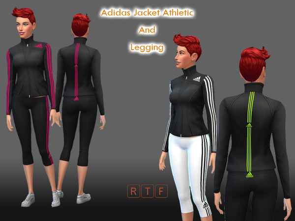 Athletic outfits by oldmember rttraldi at tsr sims 4 updates for Dress shirts for athletic build