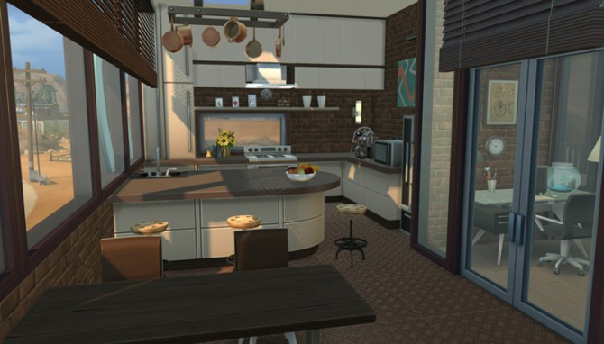 Sims 4 Lot 10 by ggoyam at My Sims House