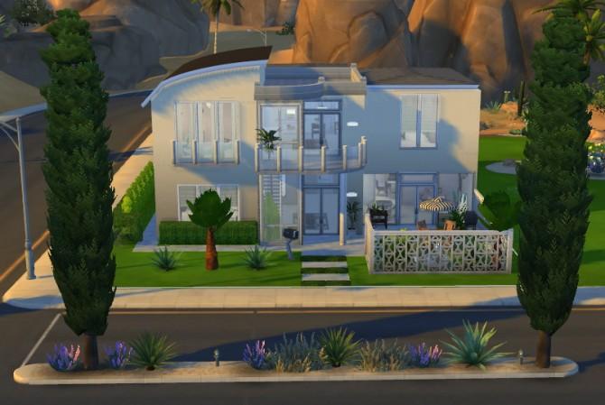 Sims 4 House 01 at Via Sims