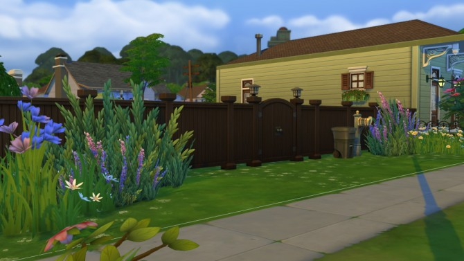 Upper Bargain Bend Lot At Simple Realty 187 Sims 4 Updates