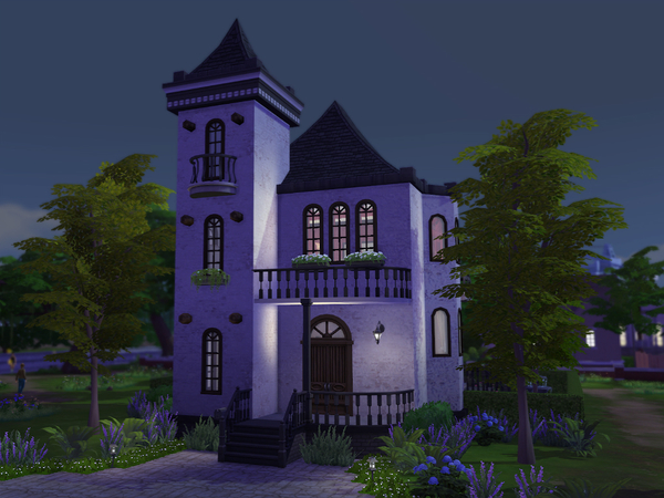 Annabeth Manor by Ineliz at The Sims Resource image 2312 Sims 4 Updates