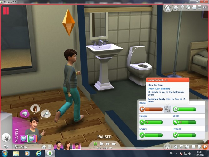 Sims 4 Weirder Walkstyles Disabled by Shimrod101 at Mod The Sims