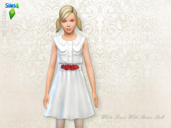 Floral Dresses Set at The Sims Resource image 2318 Sims 4 Updates