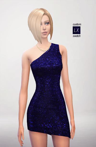 7 SEQUIN DRESSES + BONUS at xxxxxx image 232 Sims 4 Updates