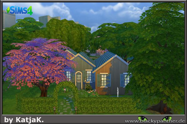 Anna house by KatjaK at Blacky's Sims Zoo image 2411 Sims 4 Updates