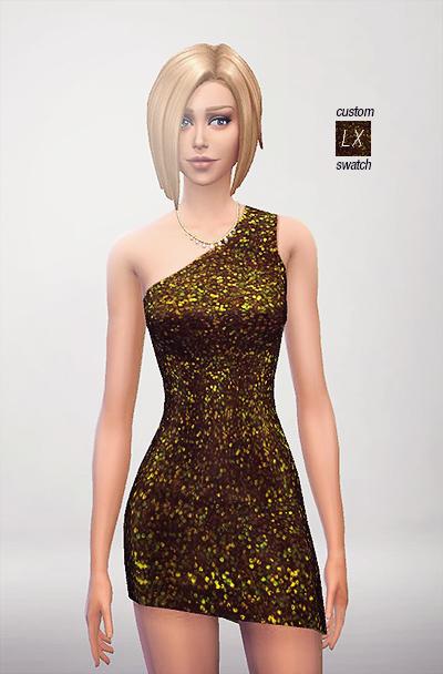 7 SEQUIN DRESSES + BONUS at xxxxxx image 242 Sims 4 Updates