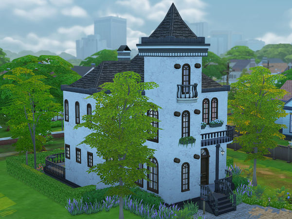 Annabeth Manor by Ineliz at The Sims Resource image 2512 Sims 4 Updates