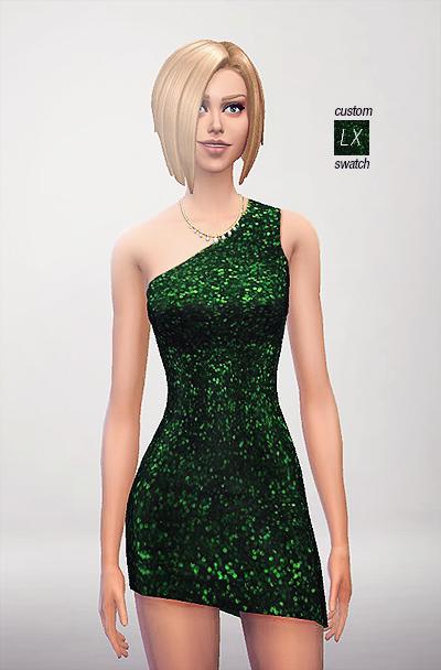 7 SEQUIN DRESSES + BONUS at xxxxxx image 252 Sims 4 Updates
