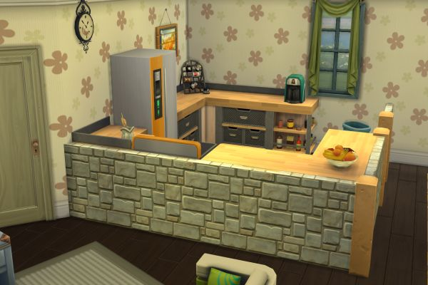 Anna house by KatjaK at Blacky's Sims Zoo image 268 Sims 4 Updates