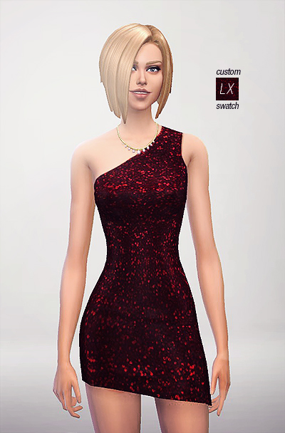 7 SEQUIN DRESSES + BONUS at xxxxxx image 271 Sims 4 Updates