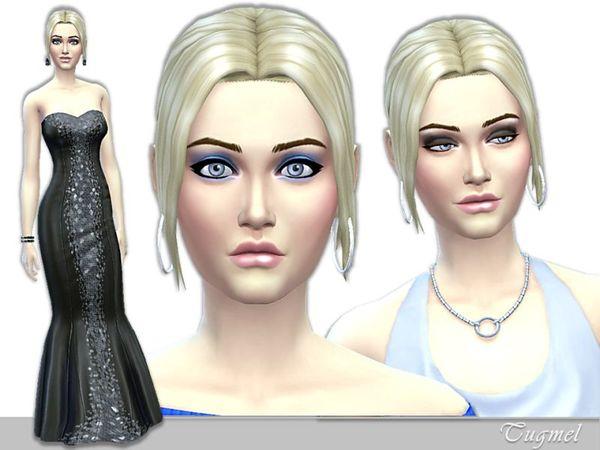 Tanisha by TugmeL at TSR image 2728 Sims 4 Updates