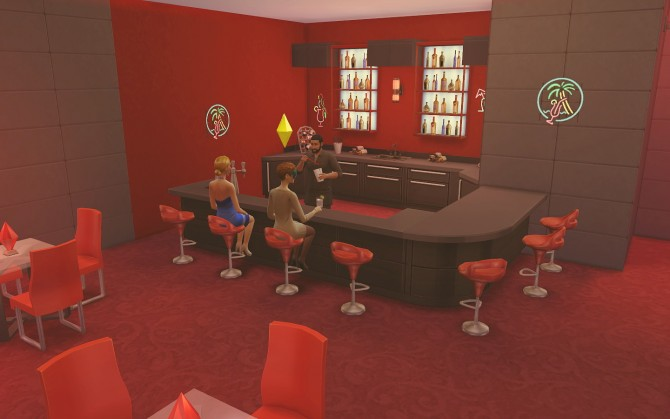 Boate Nightclub at Via Sims image 2731 Sims 4 Updates
