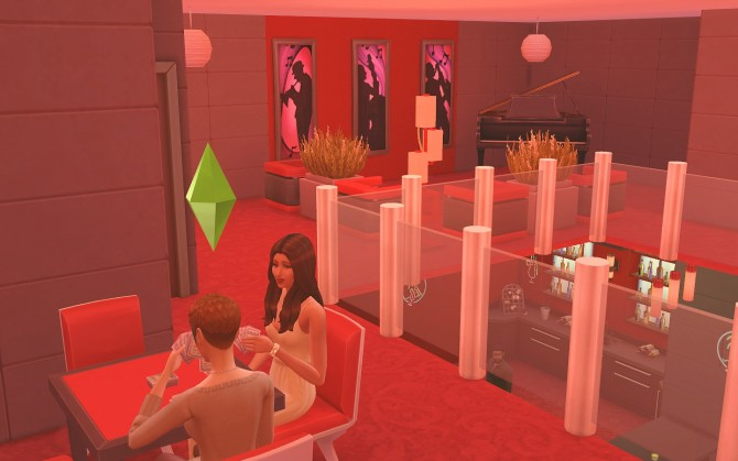 Boate Nightclub at Via Sims image 2832 Sims 4 Updates