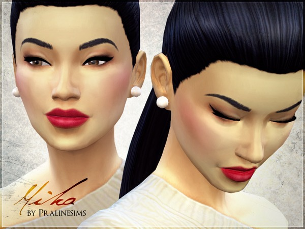 Mika no CC by Pralinesims at TSR image 2837 Sims 4 Updates