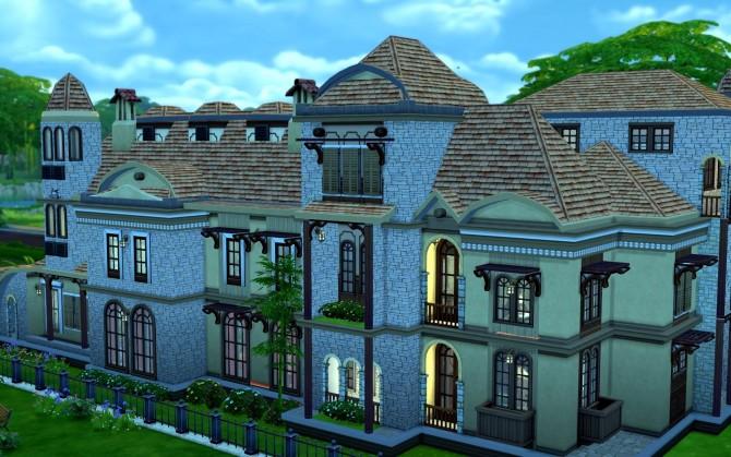 Austin Mansion at JarkaD Sims 4 Blog image 3436 Sims 4 Updates