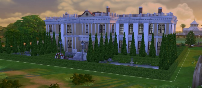 Chateau de Lorraine by trench at Mod The Sims image 3524 Sims 4 Updates