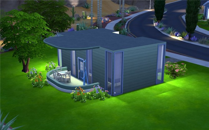 Sims 4 Frogling house by ihelen at ihelensims