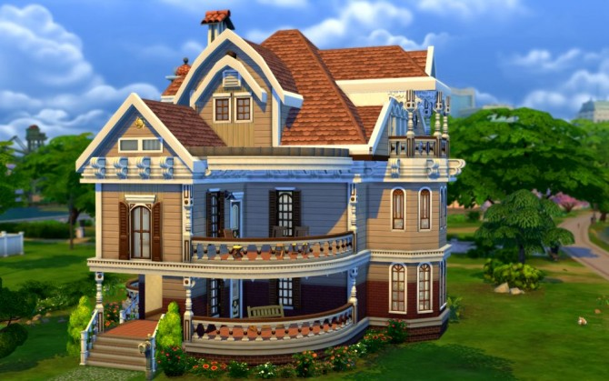 Sims 2 family houses images galleries for House for two families