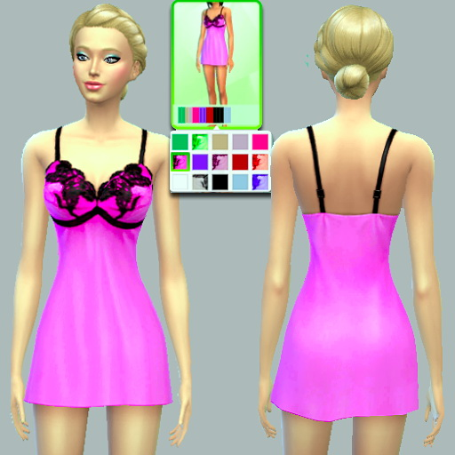 Maja BabyDoll at Dany's Blog image 4729 Sims 4 Updates