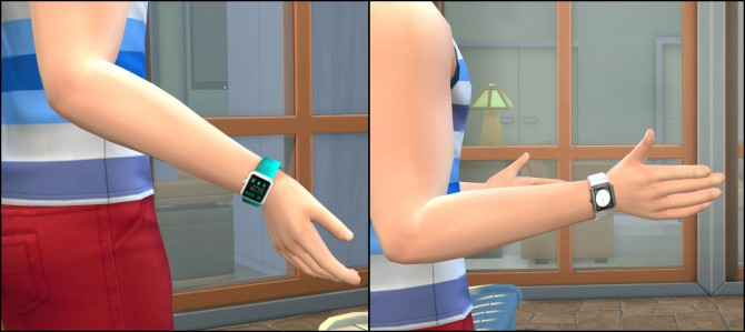 Some Smart Watches by Nandonalt at Mod The Sims image 4930 Sims 4 Updates