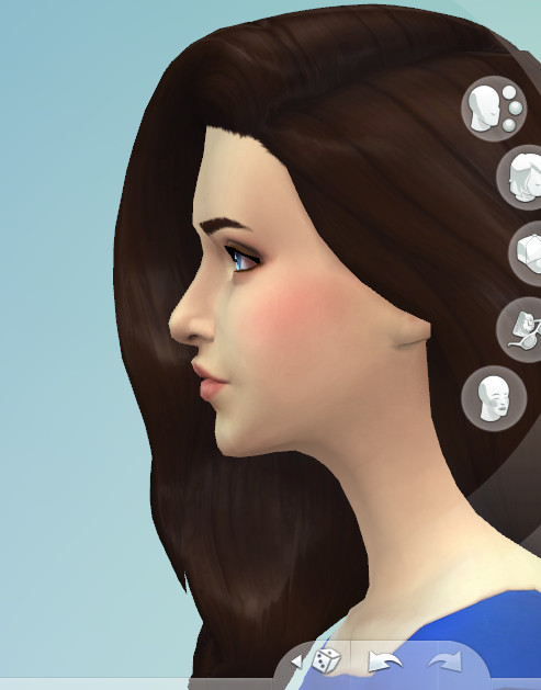 Sims 4 Emilia Clarke (Game of Thrones) by kellyhb5 at Mod The Sims