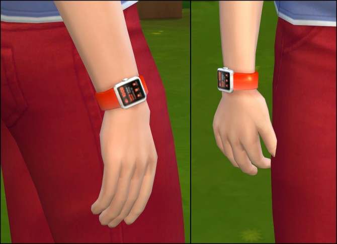 Some Smart Watches by Nandonalt at Mod The Sims image 5141 Sims 4 Updates