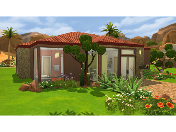Adorable Adobe by Degera at The Sims Resource image 543 Sims 4 Updates