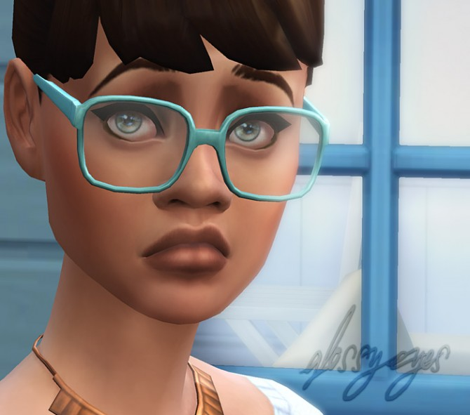 Realistic Glossy Eyes by Shady at Mod The Sims image 545 Sims 4 Updates