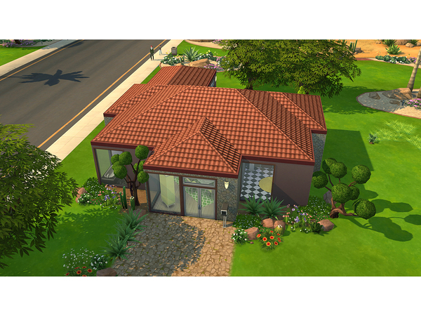 Adorable Adobe by Degera at The Sims Resource image 553 Sims 4 Updates