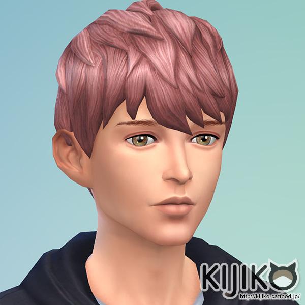 7 Hair Colors At Kijiko 187 Sims 4 Updates