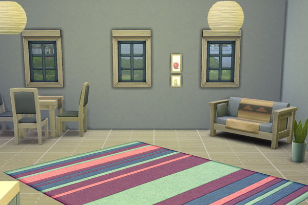 Sims 4 Starter by mammut at Blacky's Sims Zoo
